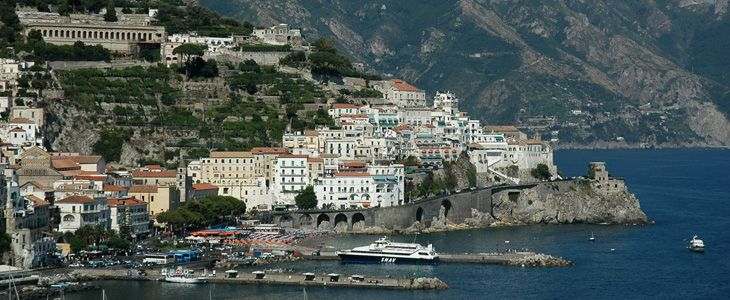 I hotel in the heart of Amalfi and only costing $53.
