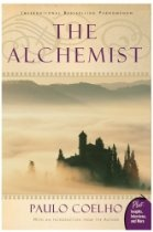 """""""The Alchemist"""" by Paulo Coelho - a true favourite that I can read over and over, whenever a little inspiration is needed."""