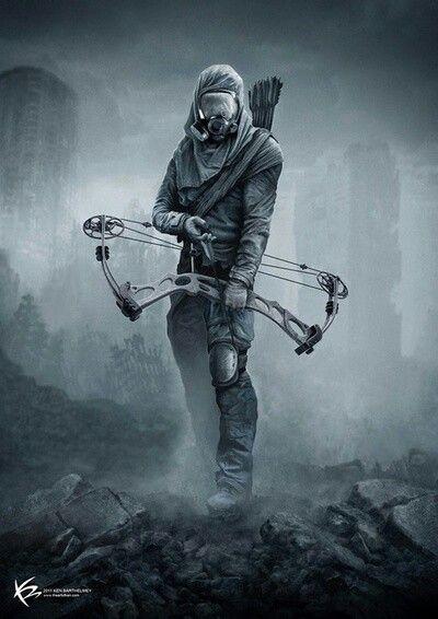Post-apocalypse archer