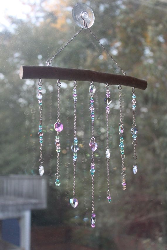 Sun Catcher by PieceofSunshineLLC on Etsy                                                                                                                                                                                 More