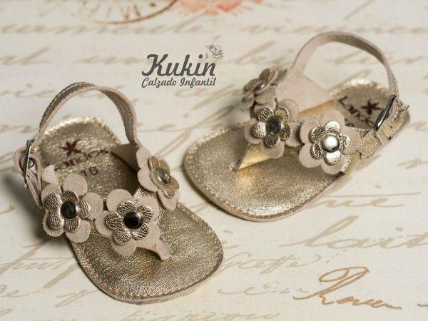 zapatos bebé - sandalias-bebe-landos - peuques - patucos -niña - bebe
