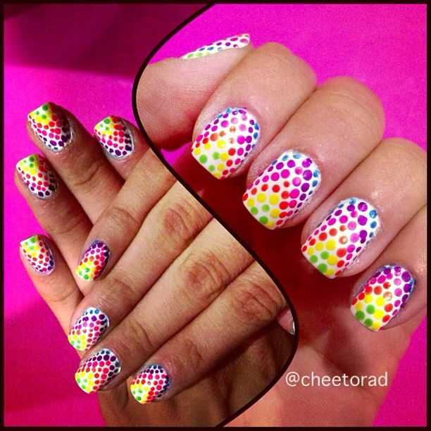 cheetorad's nails! Show us your tips—tag your nail photos with #SephoraNailspotting to be featured on our social sites!