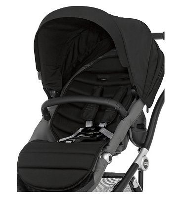 Britax Affinity Chassis Colour Pack - Black 148 Advantage card points. Britax Affinity Colour Pack lets you add a touch of individuality to your Affinity pushchair with a choice of designs. FREE Delivery on orders over 45 GBP. (Barcode EAN=4000 http://www.MightGet.com/april-2017-1/britax-affinity-chassis-colour-pack--black.asp