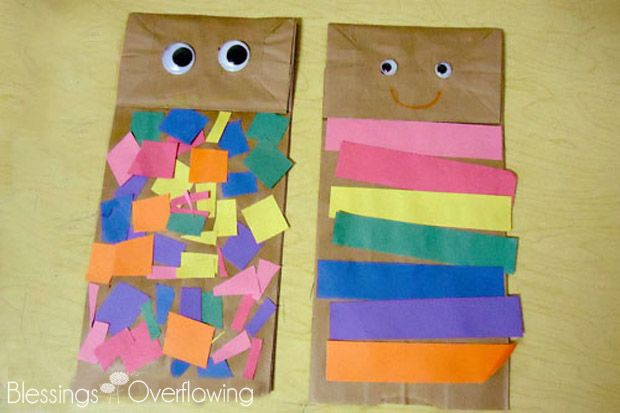 Sunday School Crafts: Joseph and the Coat of Many Colors