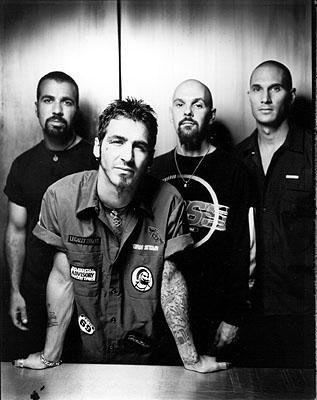 Godsmack is an American alternative metal band from Lawrence, Massachusetts, formed in 1995.