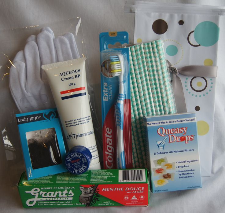 Practical Care Standard chemotherapy Care Kit. $55 Including $5 donation to charity. Available at www.practicalcare.com.au
