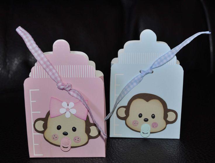 cute little monkey bags 6 for 499 at monkey bagmonkey baby showersbaby shawerbaby mickeygoody