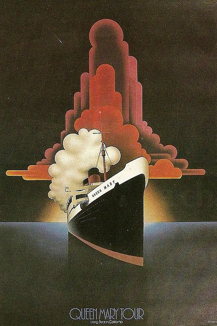 Queen mary tour