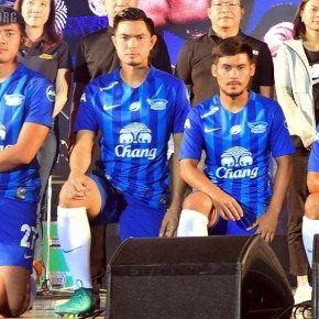 Chonburi FC 2017 Nike Home and Away Kits – FOOTBALL FASHION.ORG