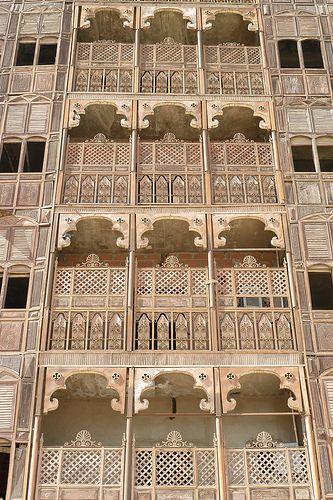 Mashrabiya Old Jeddah, Saudi Arabia … | Pinteres…