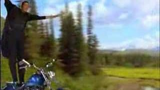 David Hasselhoff - Hooked on a Feeling, via YouTube.