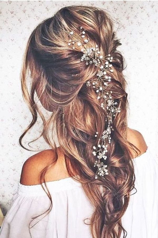 Bridal Hairstyles We Love