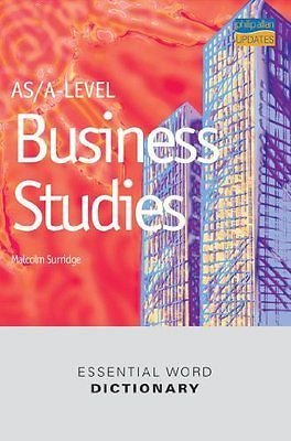 #As/a-level business studies essential word #dicti..., surridge, #malcolm paperba,  View more on the LINK: http://www.zeppy.io/product/gb/2/391488792586/