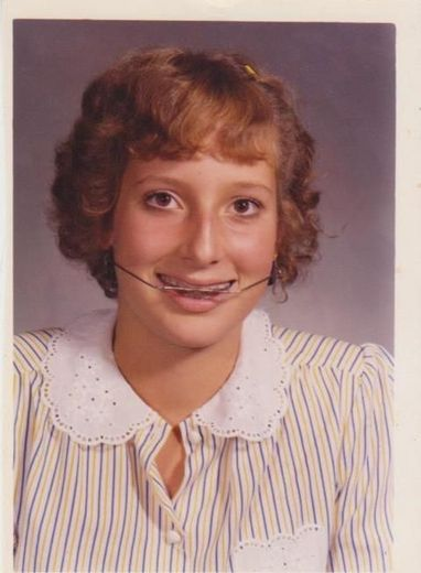 Photo gallery of BAD school photos that we can all relate too. My kindergarten picture should be on this list, lol!