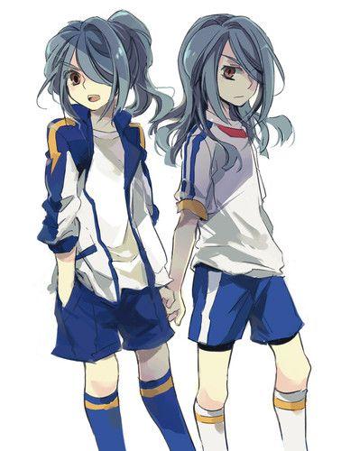 Kazemaru in Inazuma Japan uniform