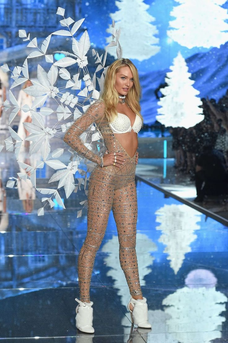 Candice Swanepoel – 2015 Victoria's Secret Fashion Show in NYC