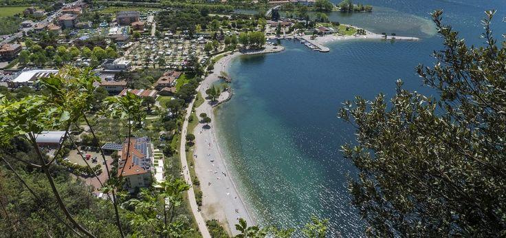 Beaches Lido di Arco Lake Garda