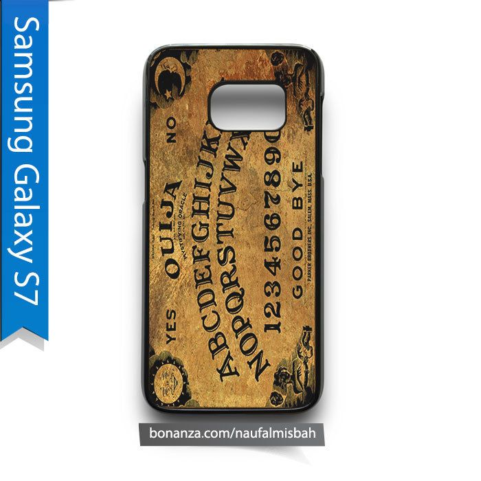 Ouija Board Supernatural Samsung Galaxy S7 Case Cover
