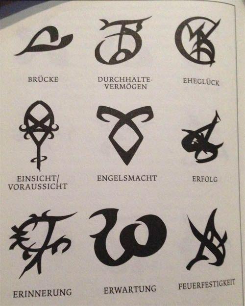 Shadowhunters Deutsch