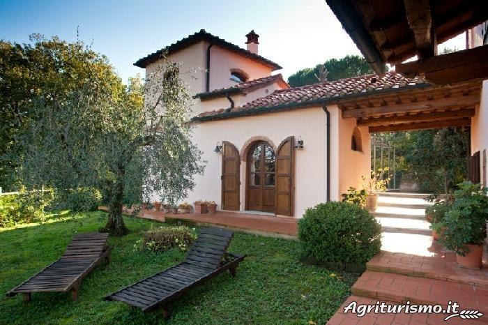 Bauernhof Podere Santa Rita Montescudaio (Pisa) - Toskana
