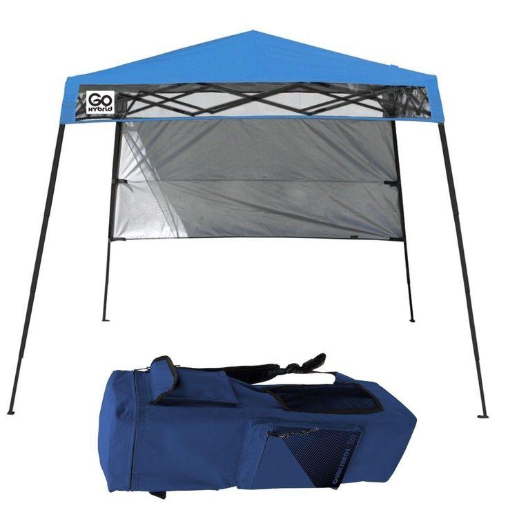 10x10 Gazebo Portable Backpack #Canopy Outdoor Sidewall #Tent Shade Beach Garden  sc 1 st  Pinterest & Best 25+ 10x10 gazebo ideas on Pinterest | Pergola images Back ...