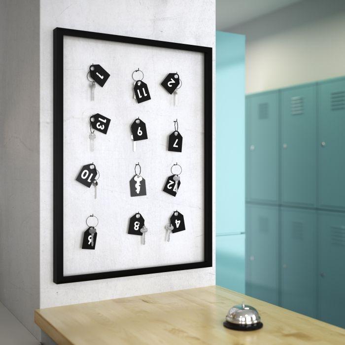die besten 25 magnettafel ikea ideen auf pinterest. Black Bedroom Furniture Sets. Home Design Ideas