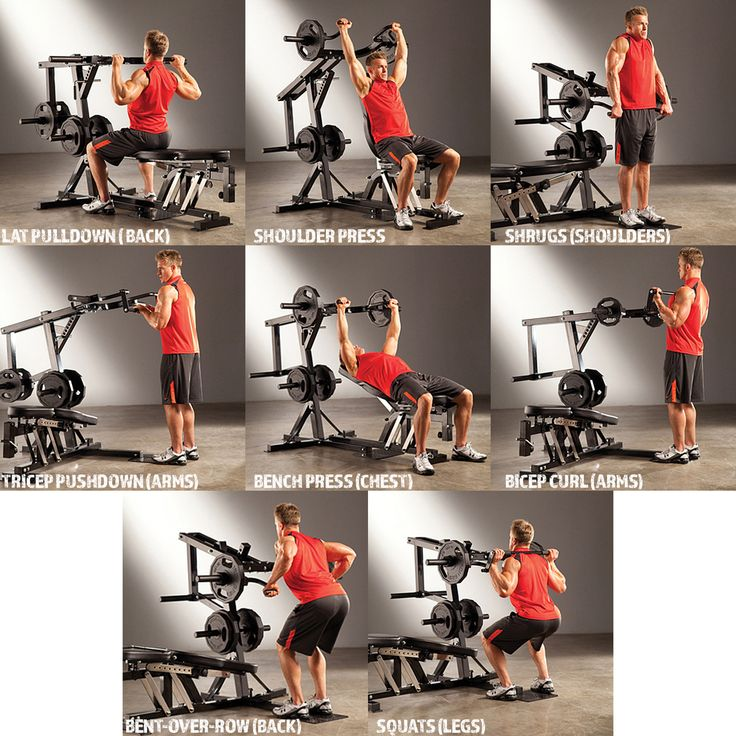 Marcy Pro PM4400 Leverage Home Multi Gym Home multi gym
