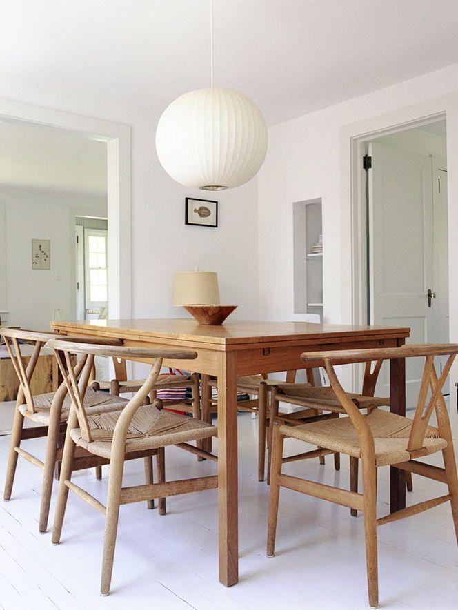 Sala de jantar | Modernica George Nelson Ball Lamp | http://modernica.net/ball-lamp.html
