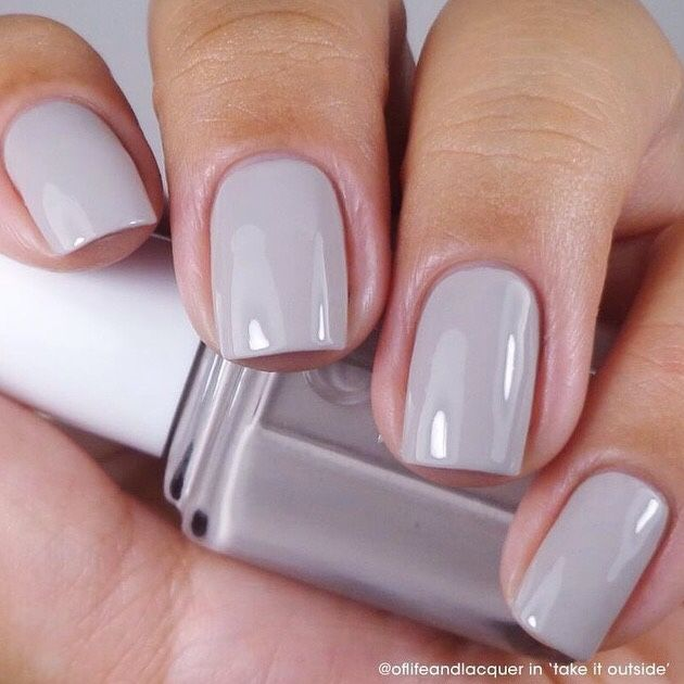 I can't believe it! Not my color but so pretty! Perfect for a work meeting or something. Business classy!
