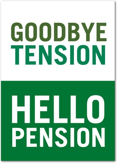 And yes, my main reason for retiring from my job early was tension...not worth it!   It never was that way until a few years before I retired!  JoAn