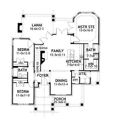 Simple Craftsman Lake Home Dream Design Pinterest