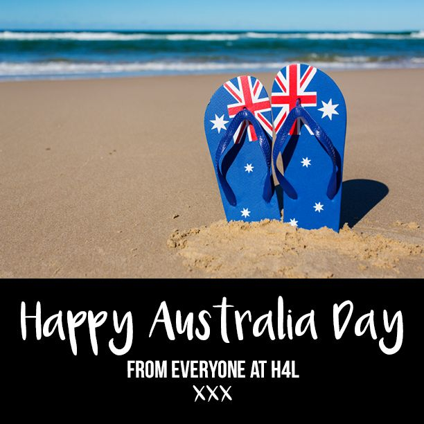 Happy Australia Day from everyone at H4L. #outdoorfitness #trainhailorshine #socialfitness #crossfit #bootcamp #befit #bemotivated #workout #exercise #fitnessinspiration #healthy4lifefitness #H4L