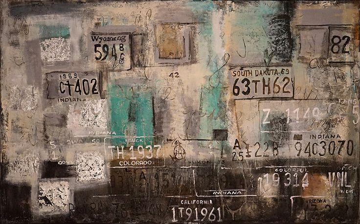 CHANET MARKMANN: Nummerplader