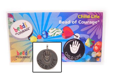 Child Life Bead of Courage $5