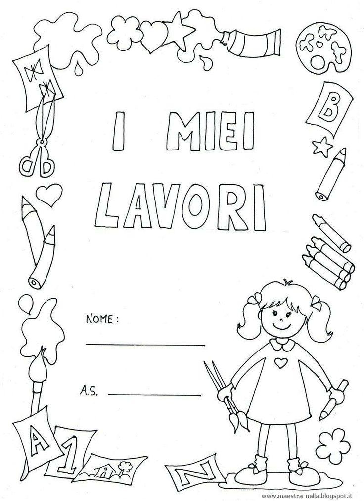 maestra Nella: copertine