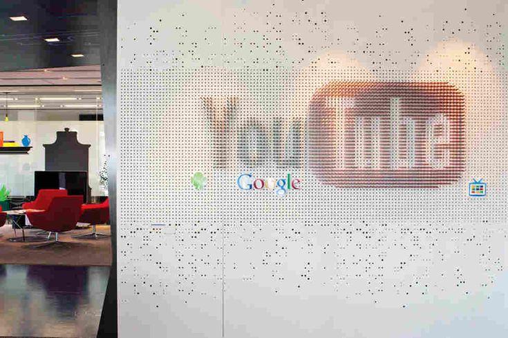 Новый офис Google/YouTube в Беверли Хиллз