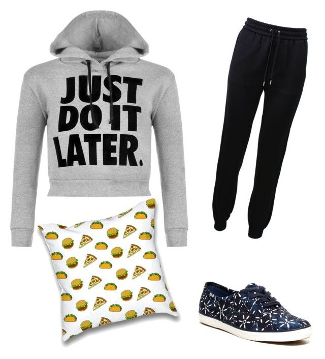 """""""I'm gonna do nothing!!"""" by tohot4u on Polyvore featuring Keds, WearAll and Barbara Bui"""