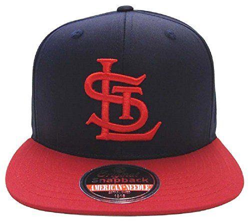 St. Louis Cardinals Flat Bill Hats