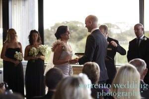 Melbourne Wedding Photographer Sorrento Wedding Photography at Moonah Links Fingal