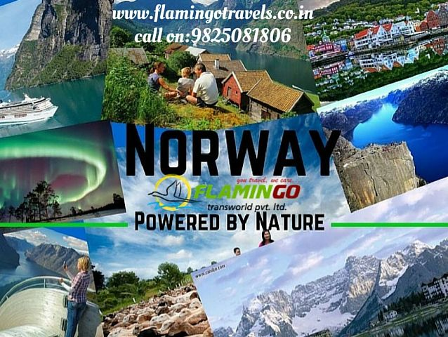Norway is the best country with a lot of nature Visit most beautiful places of norway such as Bergen, Balestrand, Oslo, Copenhagen, Stockholm, northen lights, museums, fjords. So visit these places with norway tour packages.