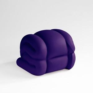 Petit Pouf Purple now featured on Fab. | Purple! | Pinterest | Poufs ...