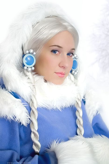 Princess Yue #Avatar #Anime #Cosplay