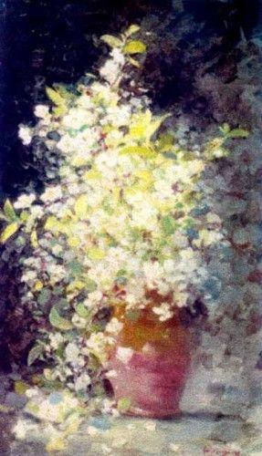 Cherry Blossom by Nicolae Grigorescu