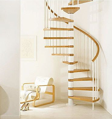 Best 25 escaleras para espacios reducidos ideas on - Escaleras para jardin ...
