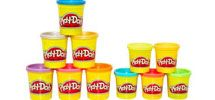 Play-Doh is a great item for an Operation Christmas Child shoe box gift. The smaller sizes fit easily inside the box!