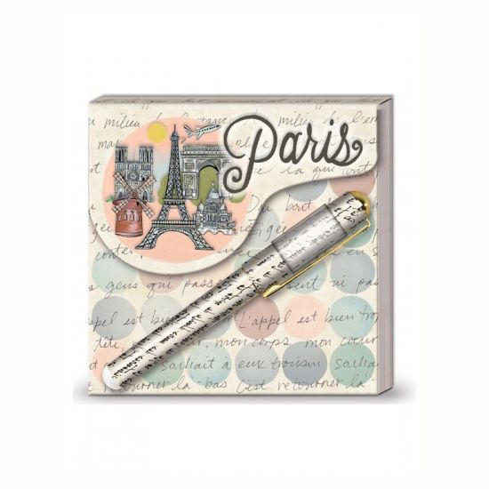 #Paris Notepads and Pens | The French Shoppe Leura