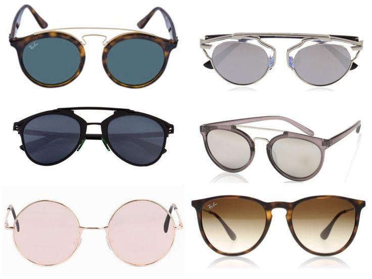 Vores modeblogger Josephine har lavet en cool shoppeguide med seks lækre solbriller