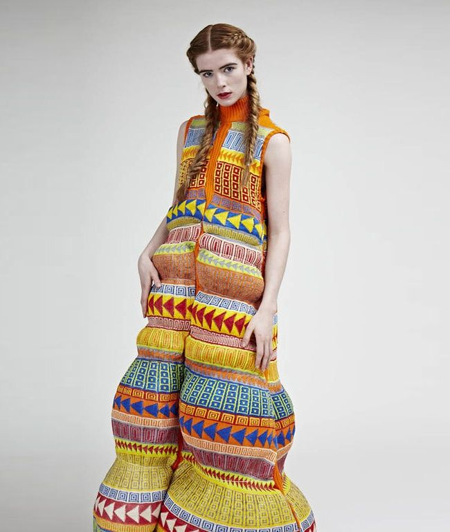 Katie Witham, Surface Textile, LTVs, Lancia TrendVisions