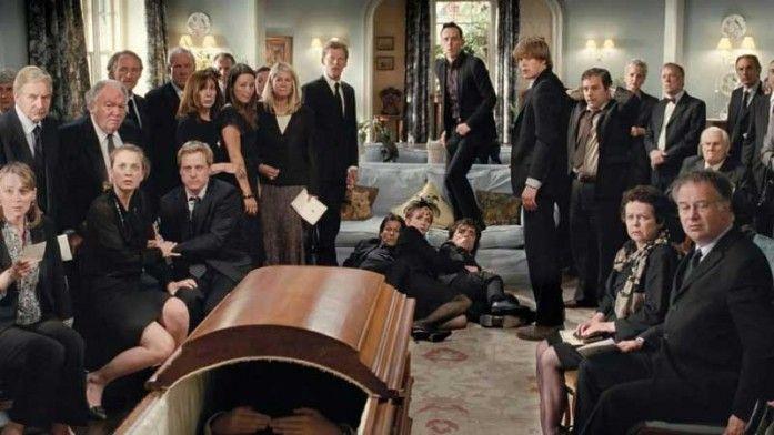 Death at a Funeral - Ensemble