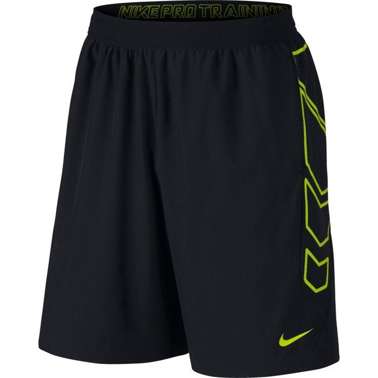 Nike Men's Vapor Woven Training Shorts BlkVolt